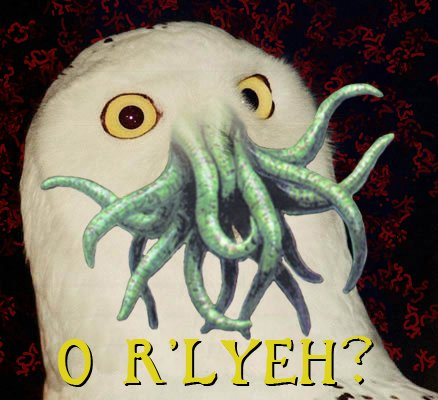 O RLYEH?