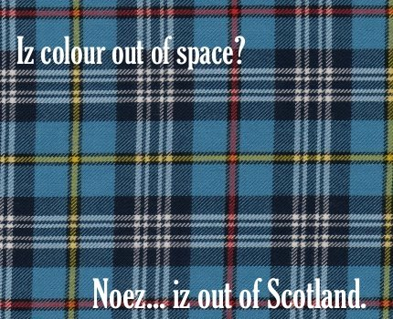 IZ COLOUR OUT OF SPACE?